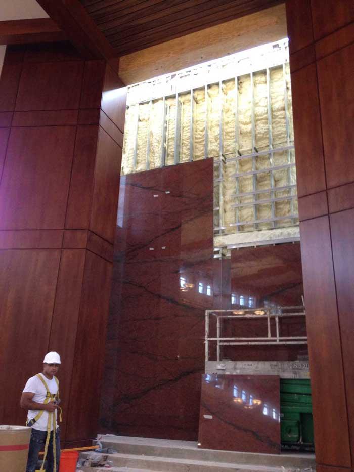 Interior Marble Panels