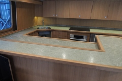Honeycomb-Galley-for-Boat