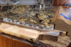 Lightweight-Stone-Panels-Wood-Edge-Profile